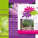 The Flower Patch Company leaflet